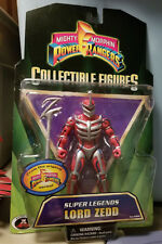 Power Ranger LORD ZEDD Figure SUPER LEGENDS Sentai Mega Force Zyruangers MOC