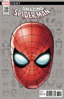 AMAZING SPIDER-MAN #789 MCKONE HEADSHOT VARIANT MARVEL LEGACY COMICS