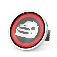 Kühlergrill Frontgrill Abdeckung Emblem Badge für Mini Cooper S/JCW/ONE P32