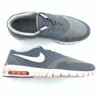 Nike Mens Eric Koston 2 Signature Model Skate Shoes Gray Lace Up 631047-018 11