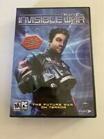 Deus Ex Invisible War PC Game In Box Game of the Year 2003 (M) - Mature