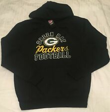 Green Bay Packers Hoodie Sweatshirt MEN'S Small NEW Football NFL Majestic NEW