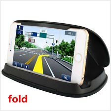 3-6.8 Inch Universal Anti-Slip Silicone mobile phone Holder Mounts Bracket  Clip