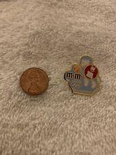 M & M's Olympic Lapel Pin ~ 1992 Barcelona, Spain