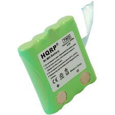 HQRP Bateria recargable para UNIDEN BP-40 / BP40, BP-38 / BP38 Reemplazo