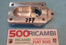 COLLETTORE ASPIRAZIONE SUPPORTO CARBURATORE A112 ABARTH PER TESTATA FIAT 500 126
