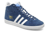 Adidas Originals NEW Gazelle OG Mid Women Trainers Lace up Suede Shoes RRP 79.99