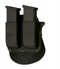 New Fobus USA Paddle Double Mag Pouch S&W M&P 9mm .40 Model# 6900PMP