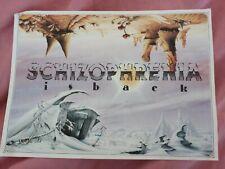 Schizophrenia Rave Flyer 1989