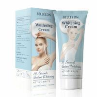 Whitening Cream Body Dark Skin Armpit Knee Lightening Bikini Underarm Inner Thig