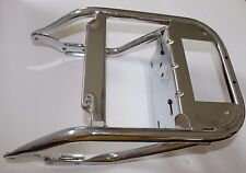 Harley Davidson Luggage Rack Take Off Stock w/ License Frame 60918-10