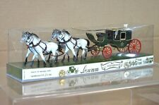 BRUMM HISTORICAL SERIES 04 ITALIAN PAPAL POE PIO X SEDAN CARRIAGE WAGON 1850 na