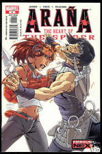 Arana #6-9 Marvel Next 2005 Avery Roger Cruz