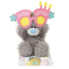 """Me To You Tatty Teddy 10/"""" collectionneurs peluche OURS habillé dans un sceau Costume"""