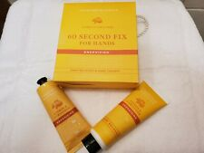 New Crabtree Evelyn 60 Second Fix for Hands Citron Full Size Free Shipping!