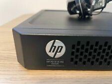 HP 8 Port Sitch HP PS1810-8G - 1 Gbps - ProLiant MicroServer G8 Gen8