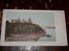 OTTAWA ONTARIO CANADA - EARLY POSTCARD Detroit Photographic Co. 6054