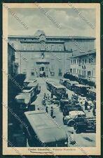 Roma Castel Gandolfo Corriera cartolina QK3997