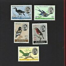 Ethiopia sc#386-90 (1962) Complete  MNH