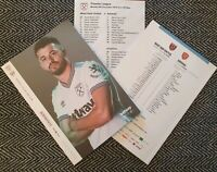 West Ham v Arsenal Matchday Programme with teamsheet! 9/12/19! FREE UK DELIVERY!