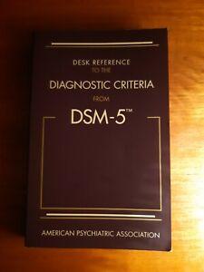 Dsm-5 Desk Reference