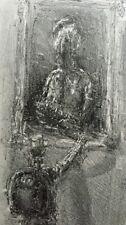 BERNHARD HEISIG - Altar Probedruck  - Lithografie