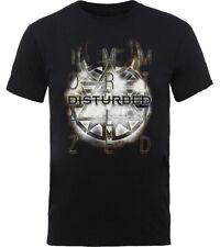 Disturbed 'Symbol' (Negro) T-Shirt - ¡NUEVO Y OFICIAL!