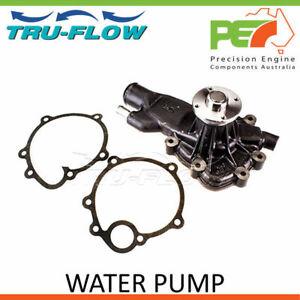 New * TRU FLOW * Water Pump For Nissan Cabstar Civilian H40 3.3L ED33
