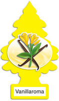 Little Trees Hanging Car and Home Air Freshener, Vanillaroma Scent