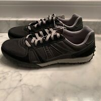 Men's S Sport Designed by Skechers Kanone Athletic Shoes - Black / Grey Size 12