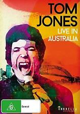 TOM JONES LIVE IN AUSTRALIA Sydney Hilton 1966 DVD REGION 0 PAL NEW