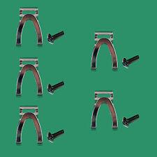 5 Belt Hooks free Screw for Makita LXT 12V 14.4V 18V battery Drill Driver Li-ion