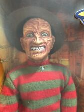 "Talking Freddy Krueger A Nightmare on Elm Street 18"" Doll, in original box"