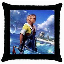 Final Fantasy 10 Tidus FF X Game #J01 Throw Pillow Cushion Case