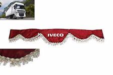 LKW Frontscheibenborde Verzierung BORDEAUX für IVECO Trakker Stralis Cursor