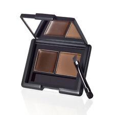 ❤ ELF eyebrow kit in medium brunette with powder, wax, and brush ❤