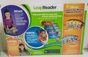 LEAPREADER- READING & WRITTING SYSTEM AGES(4-8)