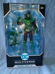 McFarlane Toys DC Multiverse Batman Earth-32 Dawn Breaker Dark Knight's MIB