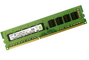 8GB DDR3 ECC UDIMM RAM PC3L-12800E 1600 MHz DELL PowerEdge T20 T110 R210 II R220
