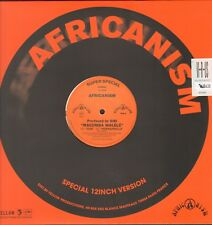 Africanism – Macumba Walélé - Yellow Productions – YP111 - Fra 2001