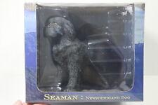 New 1:6 Scale Seaman Newfoundland Black Dog Figure Lewis & Clark Manitou In Box