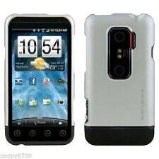 Étuis, housses et coques noirs brillants pour téléphone mobile et assistant personnel (PDA) HTC