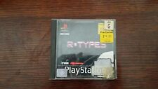R-Types R Types (Sony Playstation 1, PS1) Shooter Shmup R-Type