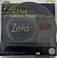Kenko 67/72/77mm Zeta ND8 Filter for Canon Nikon Sony Panasonic Olympus Fuji*au