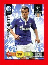 CHAMPIONS LEAGUE 2010-11 Panini 2011 - BASIC Card - SCHMITZ - SCHALKE 04