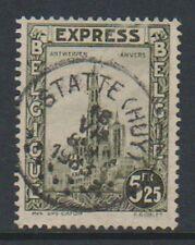 Belgium - 1929, 5f25 Express Letter - G/U - SG E533