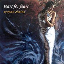 "Tears For Fears ‎7"" Woman In Chains - Europe (VG+/EX)"