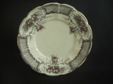 Unboxed c.1840-c.1900 Staffordshire Pottery Platters