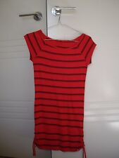 Esprit EDC Short Sleeve Top/ Tunic Size S ( As New )