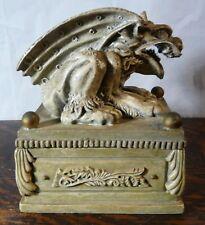 Gargoyle Jewelry Box